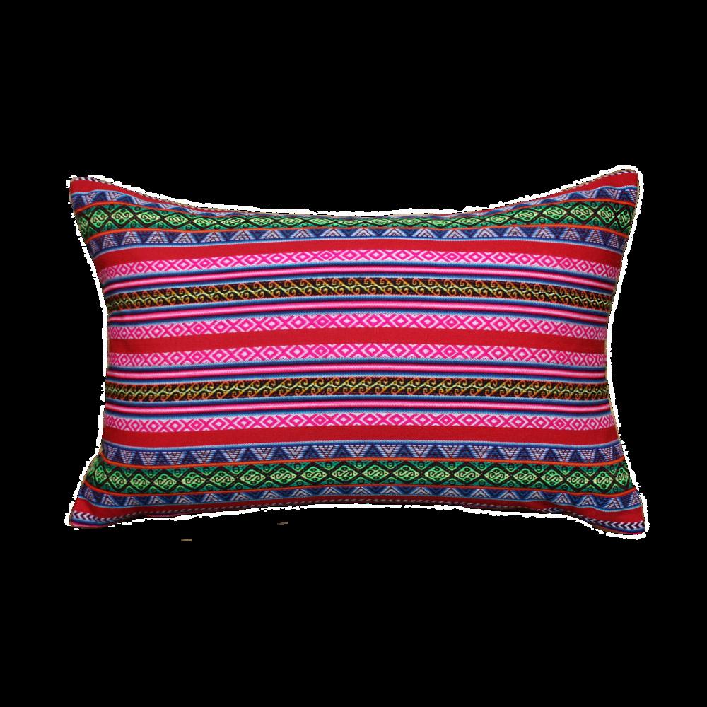 Cuzco Rouge - Rectangle - Coussin 40x60cm60€