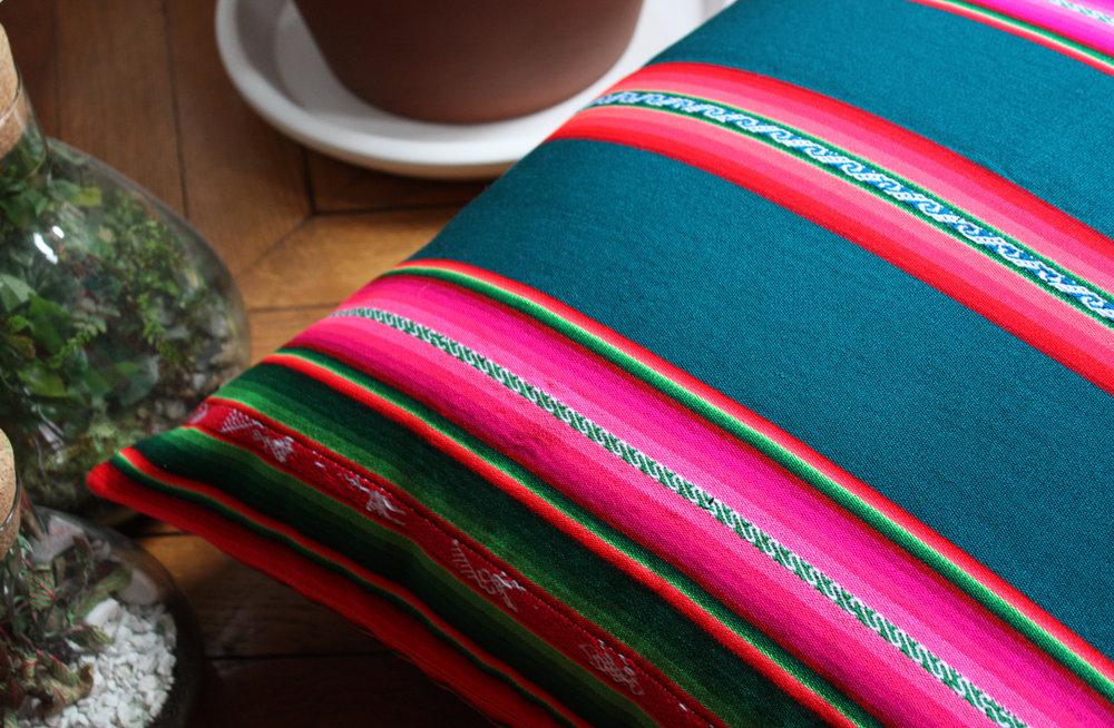 Titicaca Vert - 94€ - 70x07cm