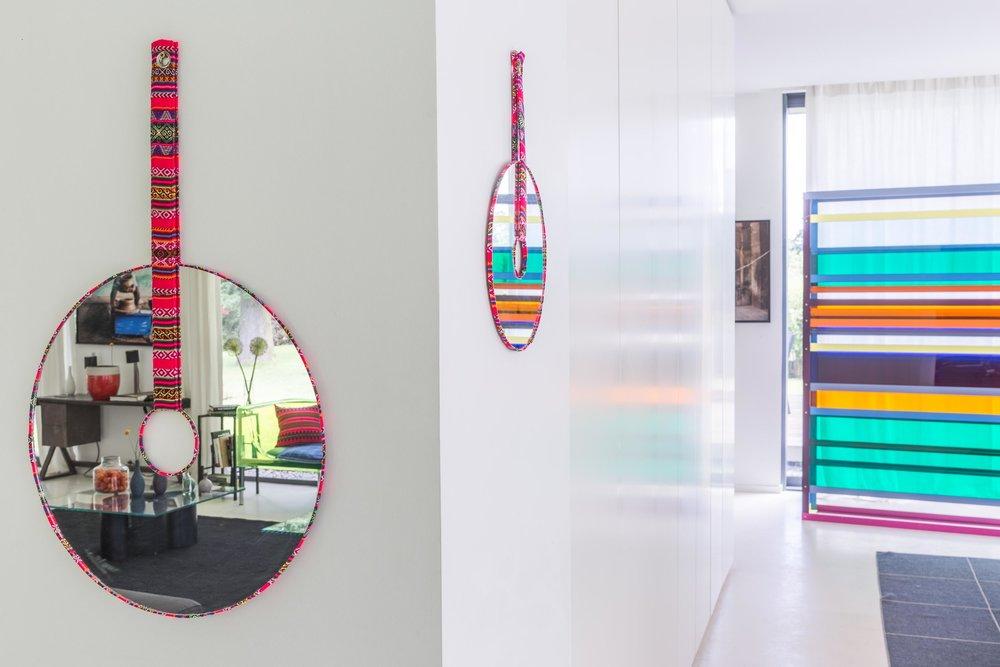 Miroirs  disponibles en petit et grand format