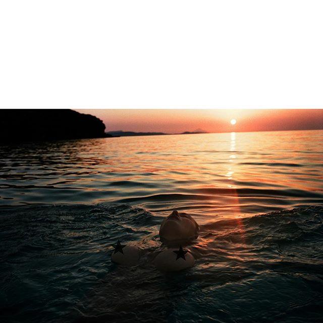 Alceste #aegean #limnos #sunset