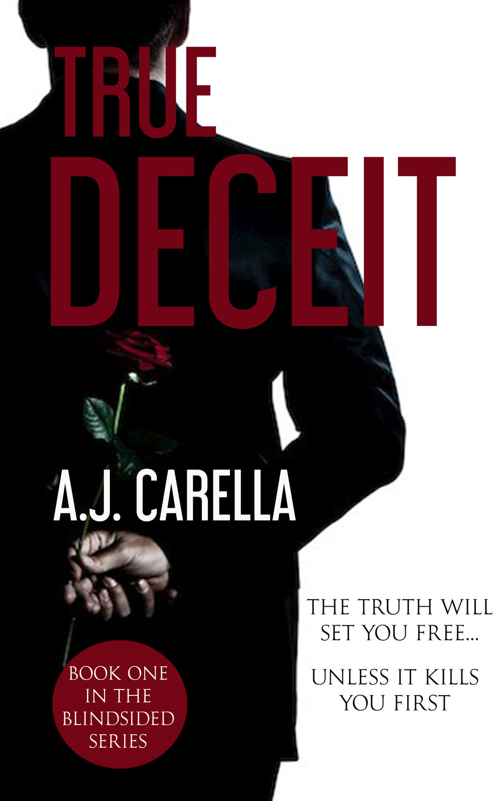 A dead wife. An underworld organization. A secret that threatens them all.