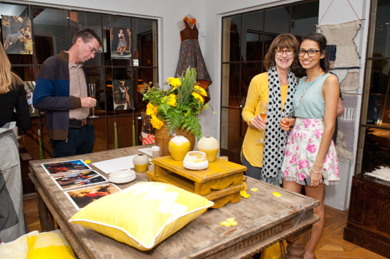 Ayusha Dallakoti & her mentor Katherine Mahoney