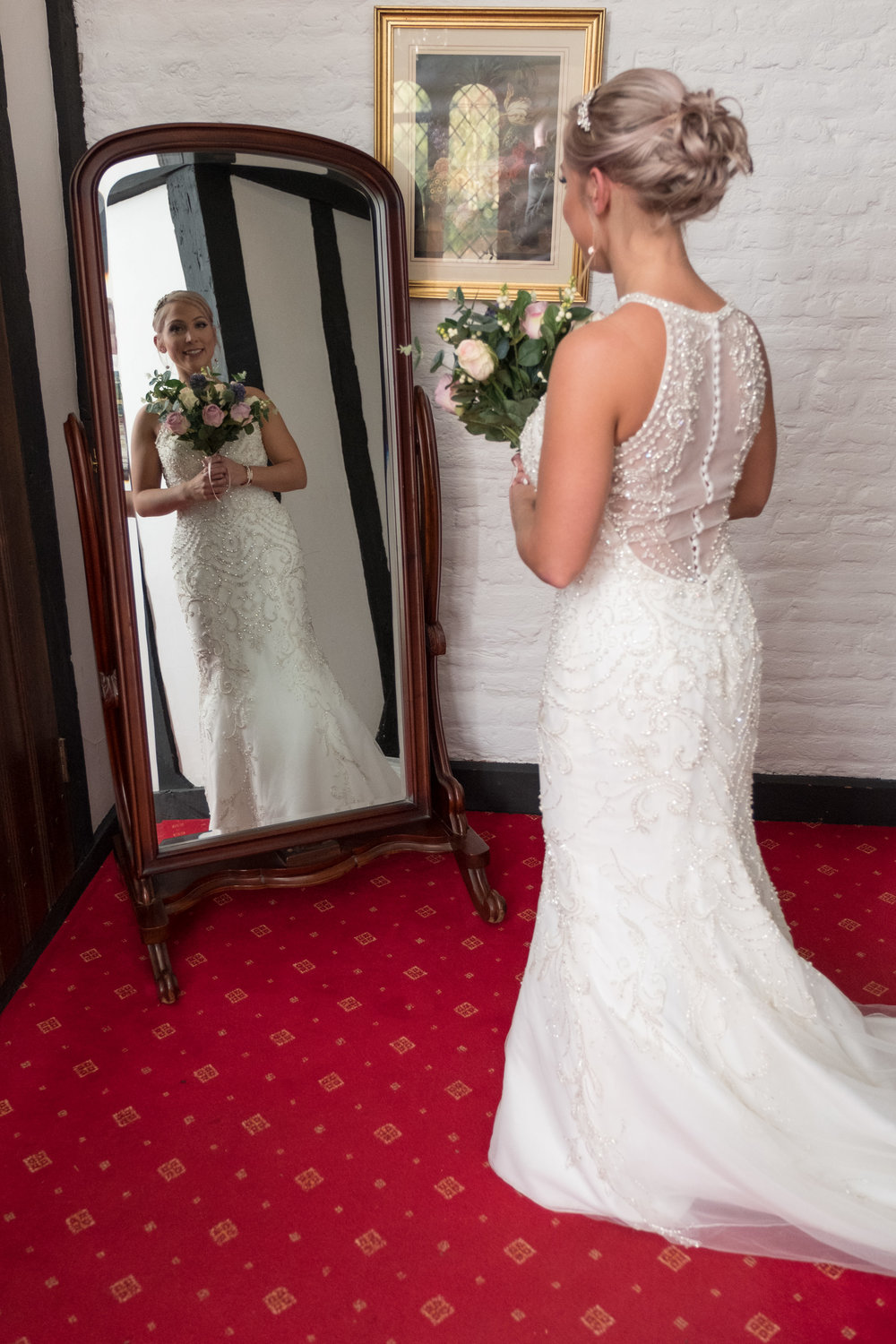 Wedding photographer at Leez Priory, Essex