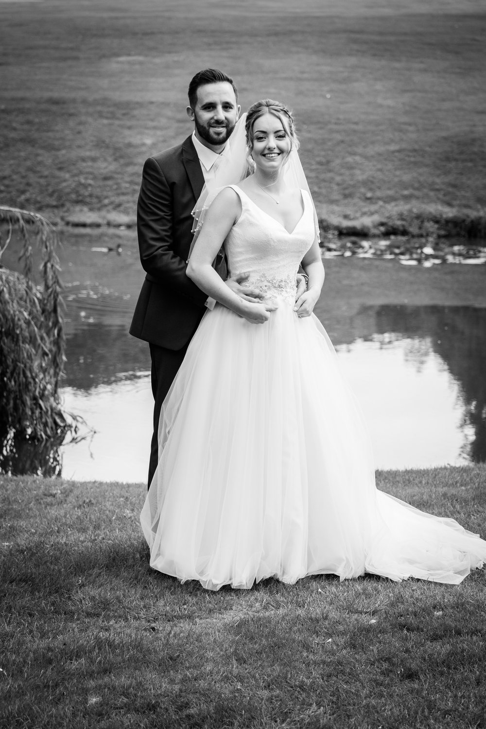 Warren golf and country club wedding photography, Essex