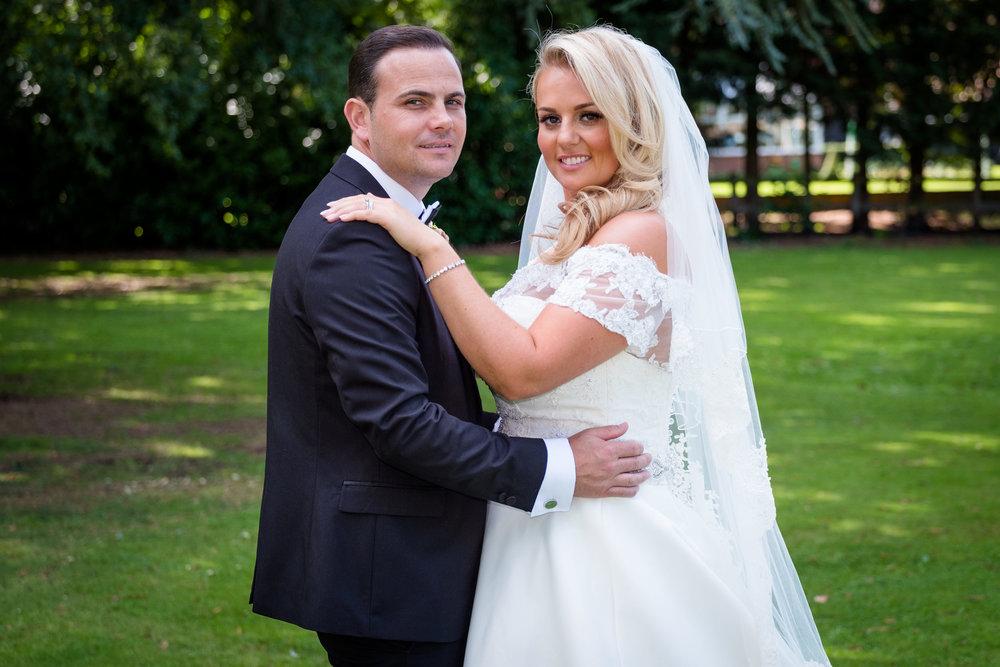 Orsett Hall wedding photography, Essex