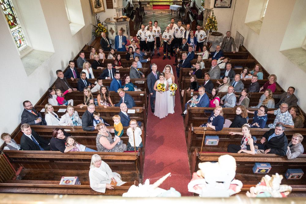 Essex wedding photographs, Bradwell wedding photography