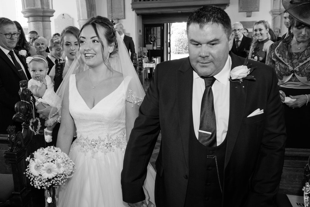 Wedding photographer at Leez Priory, Essex wedding photography