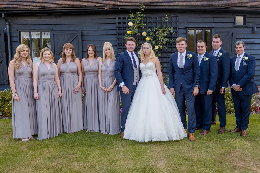 Little Channels wedding photography, Essex wedding photographer