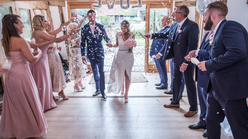 Coalville Hall wedding photography in Essex