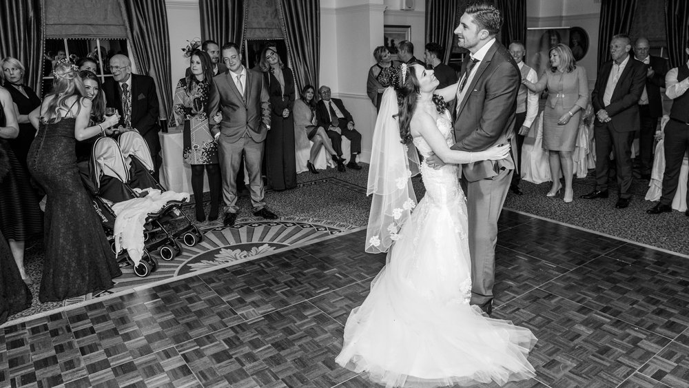 Wedding photography at Orsett Hall, Essex hall wedding photography