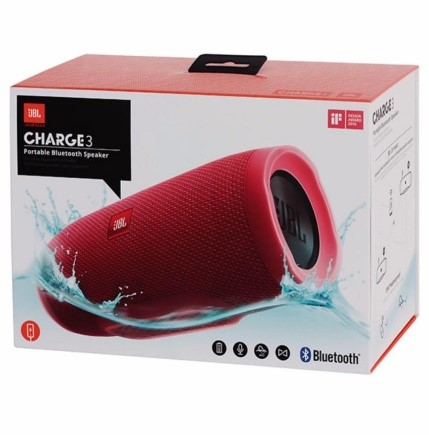 80 POINTS    REDEMPTION CODE: P06   JBL Charge 3