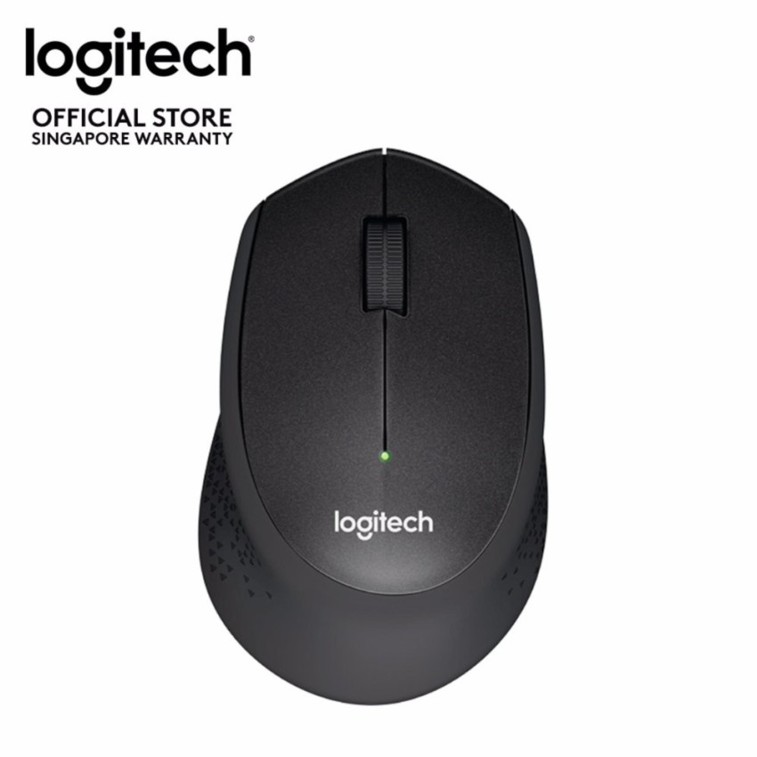 8 POINTS    REDEMPTION CODE: B07   Logitech M331 Black Wireless Silent Plus Mouse