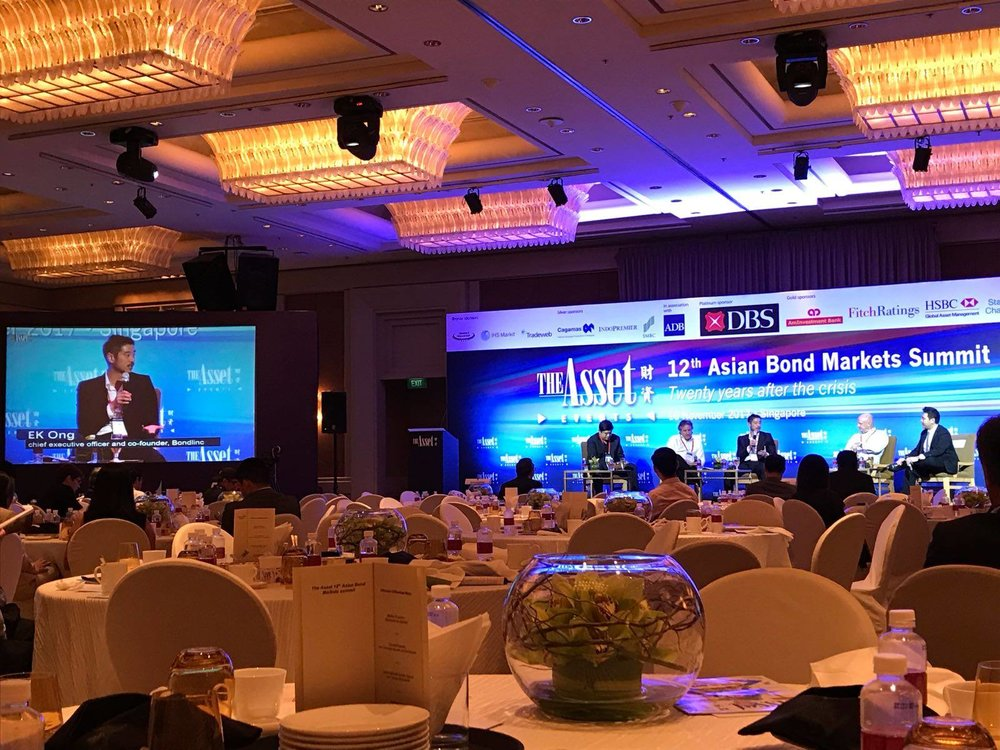 Copy of CEO EK Ong as guest speaker at The Assets' 12th Asian Bond Markets Summit
