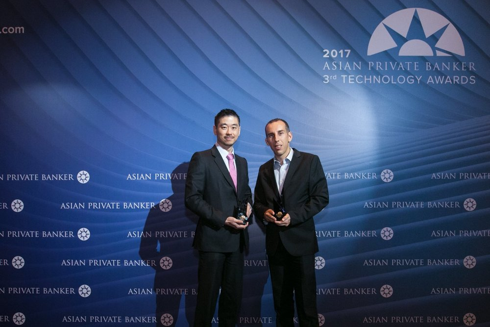 Copy of Bondlinc was awarded The Most Promising Startup Award by Asian Private Banker