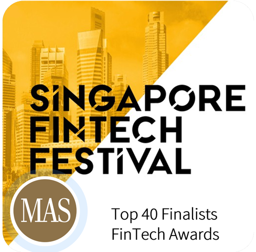 Top 40 Finalists Fintech Awards 2018