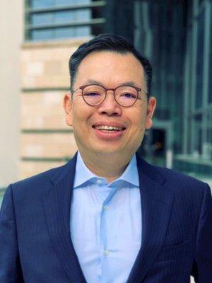 DR. EDWARD CHAN    Executive Chairman