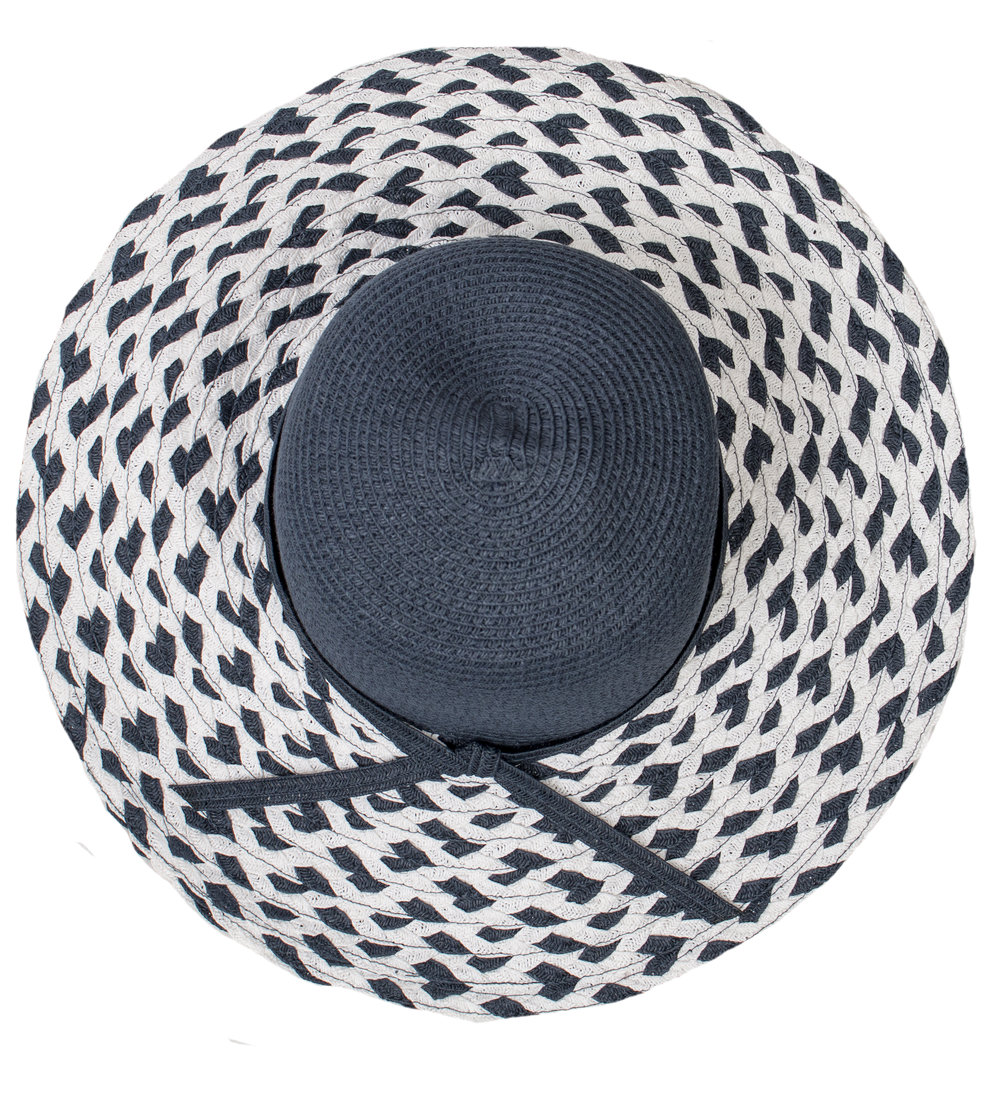Amoretti Hat_Navy White.JPG