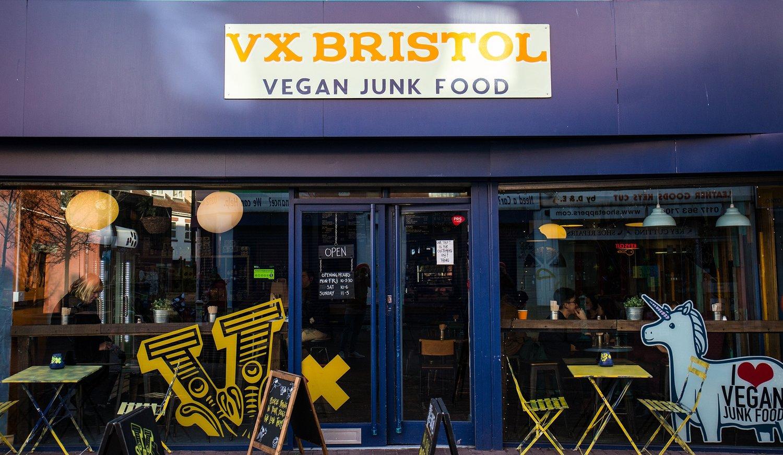 Vegan Friendly Food Bedminster Bid