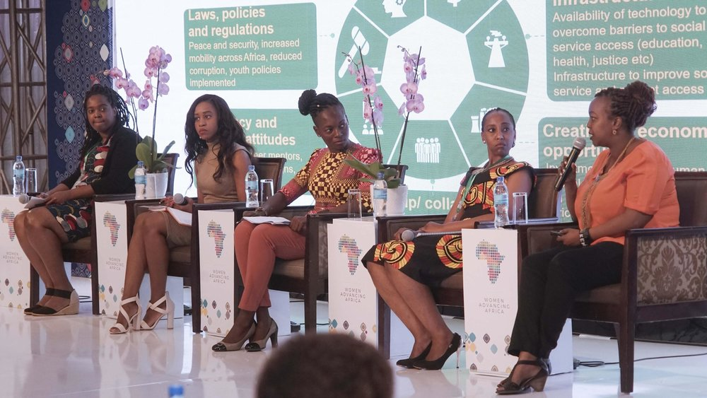 Women Advancing Africa WAA Chidiogo Akunyili panel.jpg