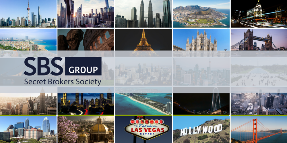 Secret Brokers Society - Bringing the best worldwide brokers together & creating an all-star brokers team!