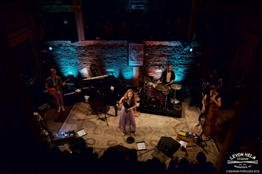 Lake street dive the barn 4.jpg