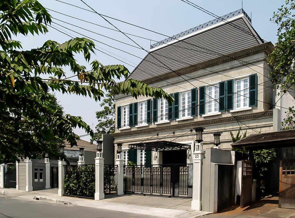 Jalan Sumbawa Menteng - AA House