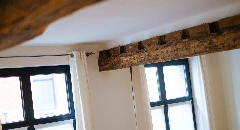 Les appartement existants bénéficient généralement d'une localisation plus centrale