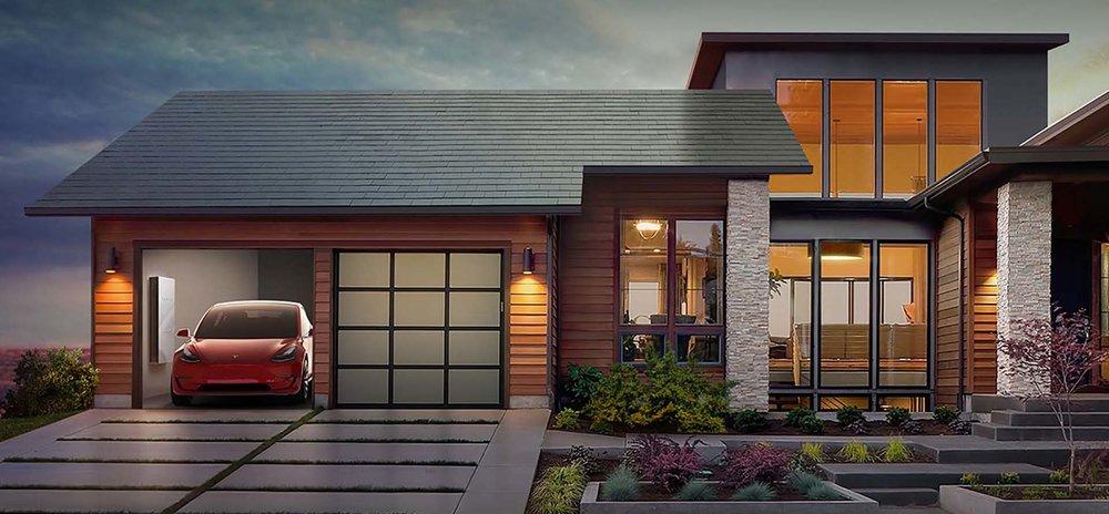 Les tuiles photovoltaïques mises sur pied par Testa, design et efficaces