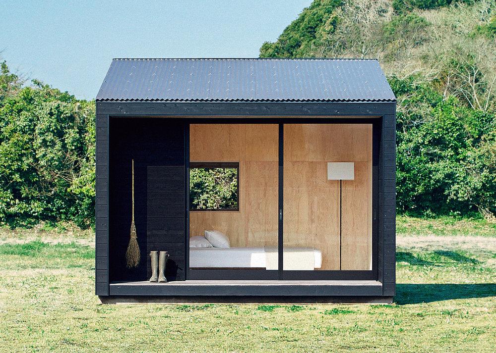 Vivez dans une maison de 10m carré