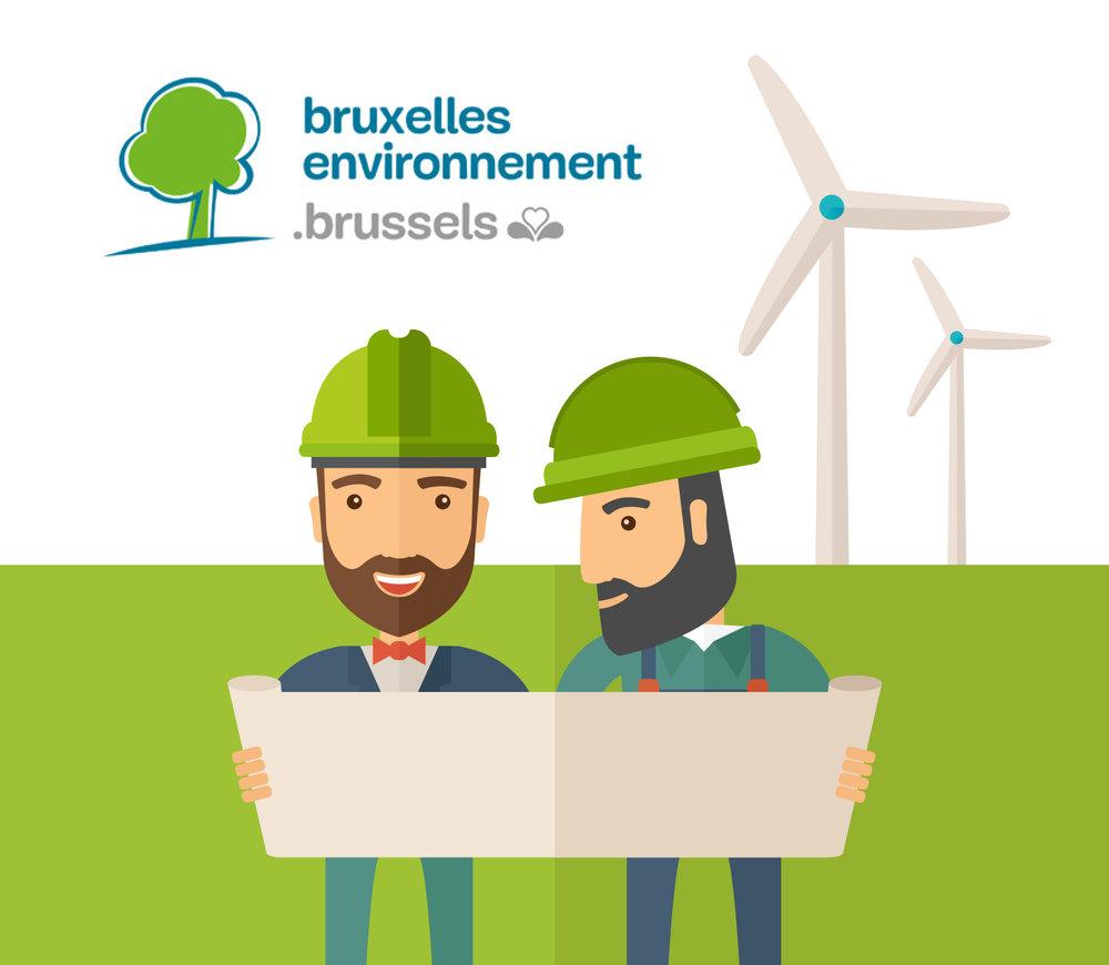 Le certificateur qui établit le certificat PEB est un professionnel agréé par Bruxelles Environnement.