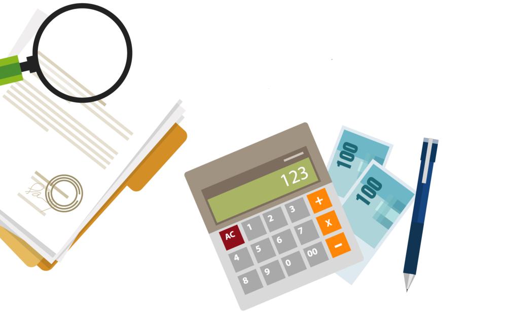 Établissez votre plan financier sur base d'estimations réalistes en n'oubliant pas de soustraire les frais incontournables
