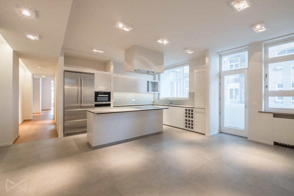 Un bon angle et une lumière naturelle abondante font le succès de vos photos immobilières