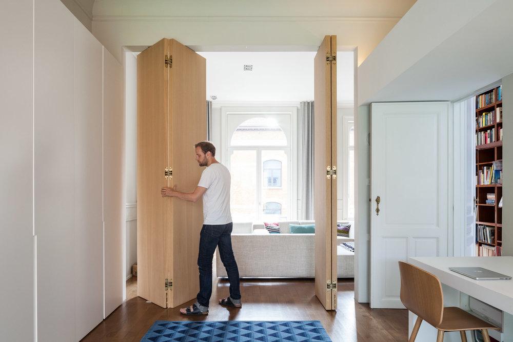 L'adaptabilité et la modularité des appartements est amener à se développer à l'avenir