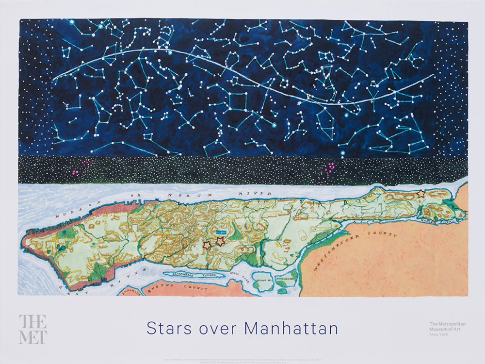 Stars Over Manhattan