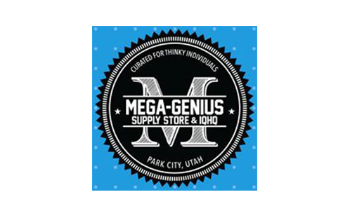 Mega Genius Supply Store - a place to discover your inner genius. Students can bring homework assignments, work on reading and writing or just take a few minutes to sit and chat with an adult here, in this pressure-free zone. What's interesting is that the volunteers seem to take away as much as the kids do. megageniussupplystore.com