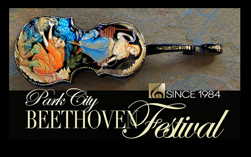 Park City Beethoven Festival  -Utah's oldest classical music festival is a project of the Park City Chamber Music Society. The Festival brings together outstanding classical solo artists from around the world to celebrate Beethoven's classical music.    pcmusicfestival.com