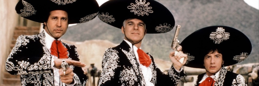 three amigos film promo image