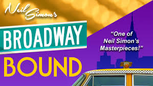 broadway bound promo poster
