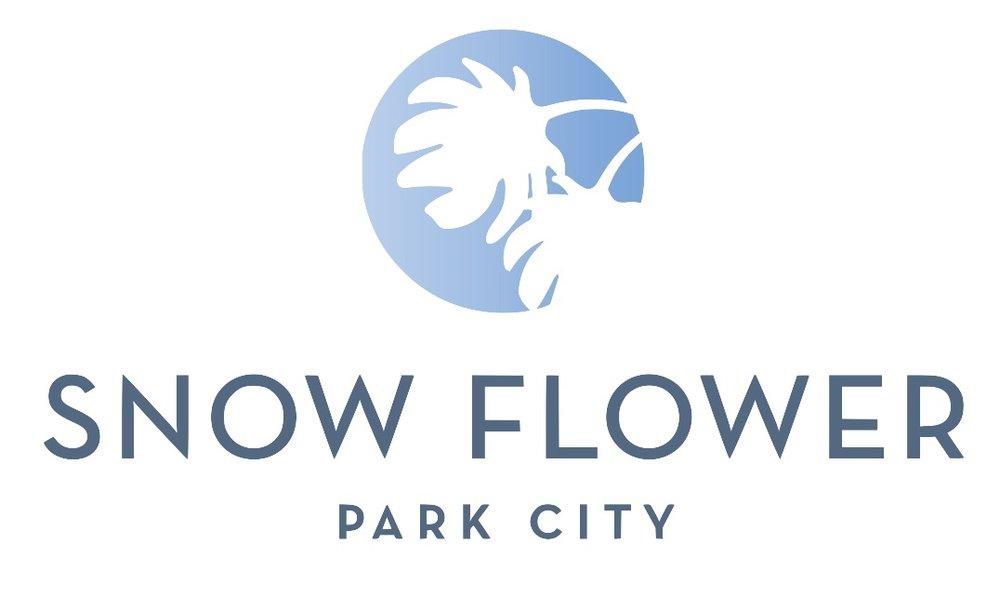Snow Flower Park City Logo
