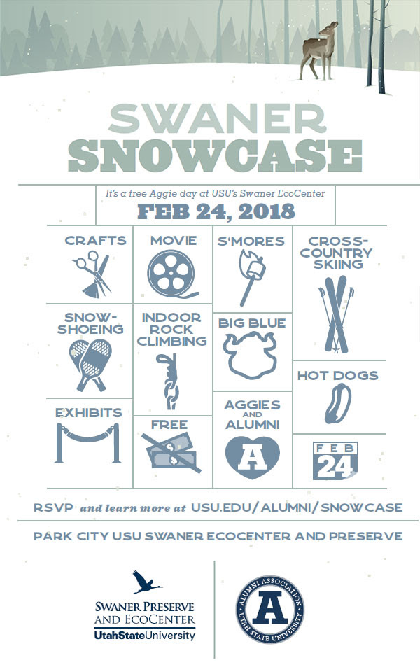 Aggie Day in Park City - Swaner SNOWcase