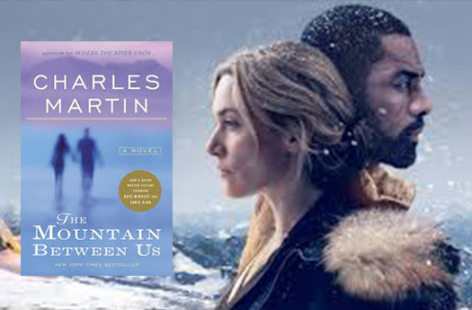 The Mountain Between Us Book to Film Club