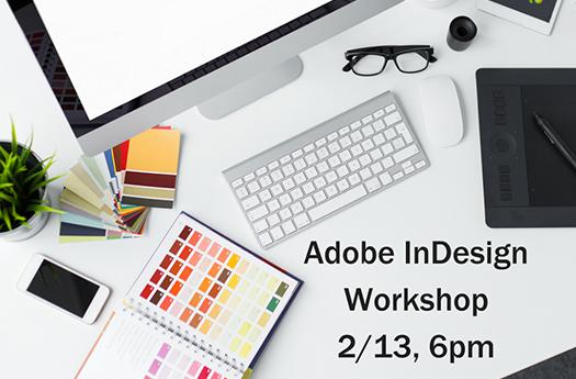 Adobe InDesign Workshop