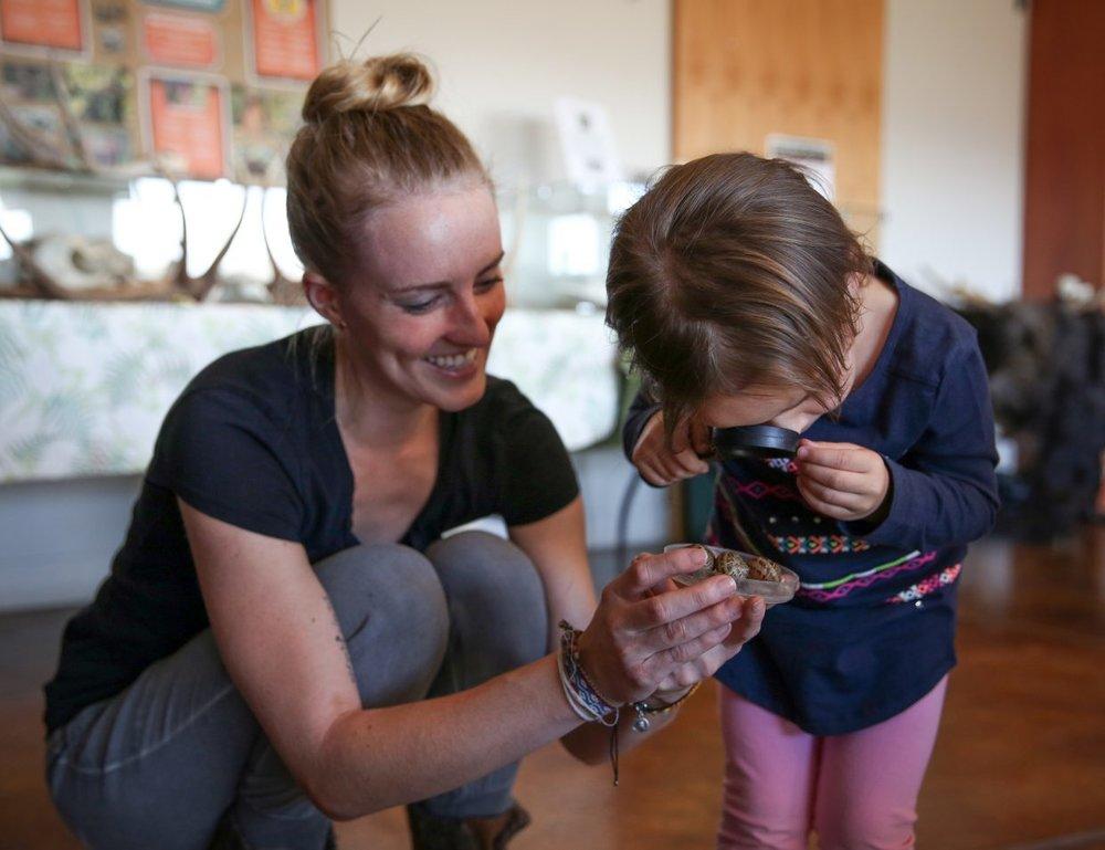 Swaner EcoCenter's Little Naturalists