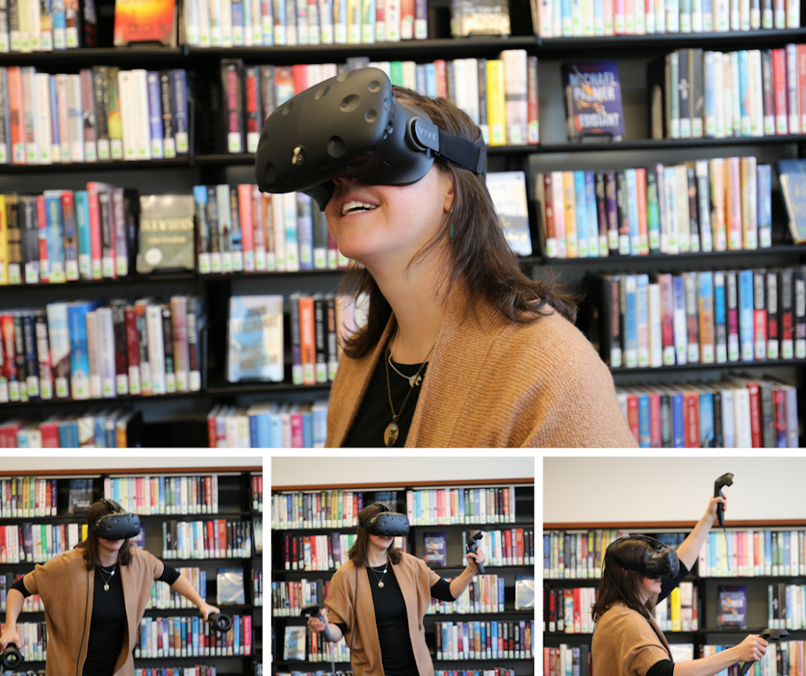 Virtual Reality at Park City Library