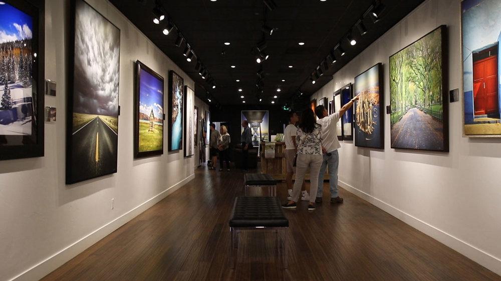 Art Gallery Stroll