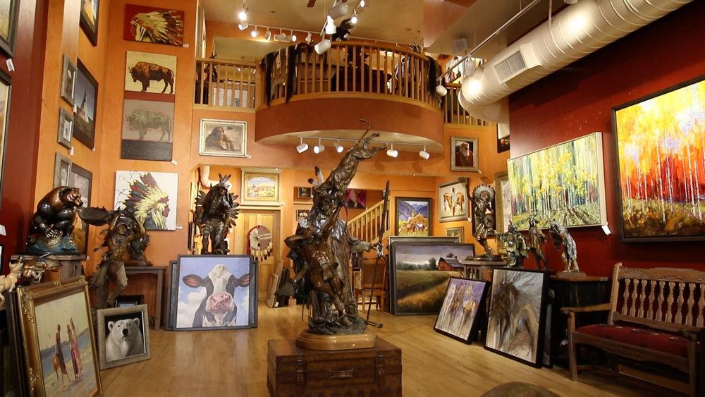 Main Street Gallery Stroll - Art Gallery