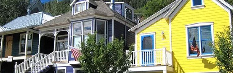 Historic Park City Homes