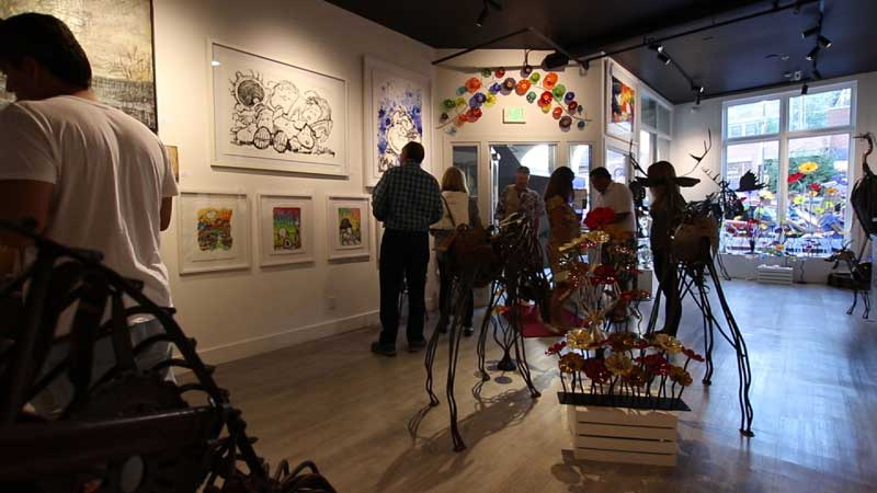 Park City Gallery Stroll