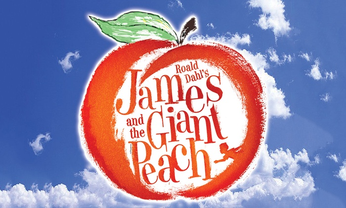 James and the Giant Peach Jr