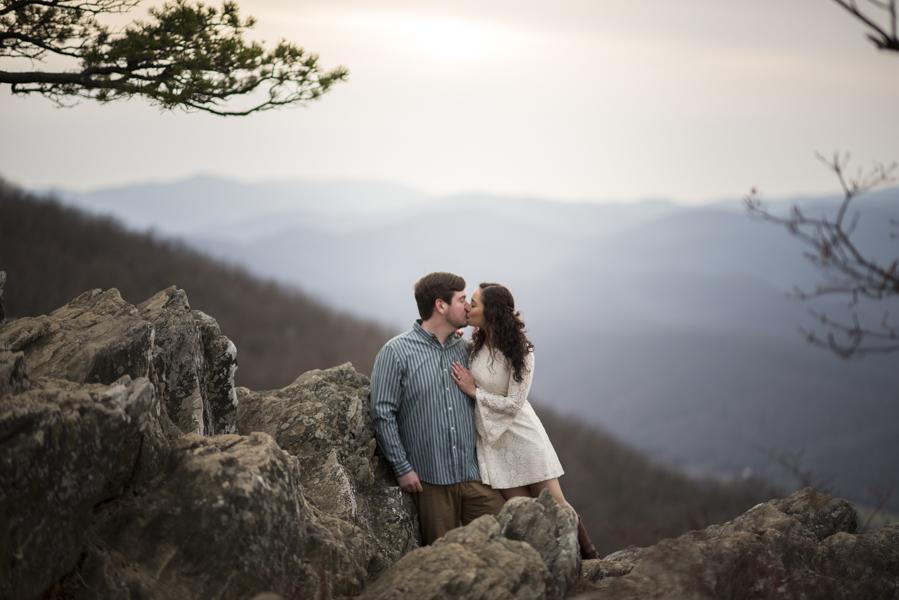 Longnecker Engagement -